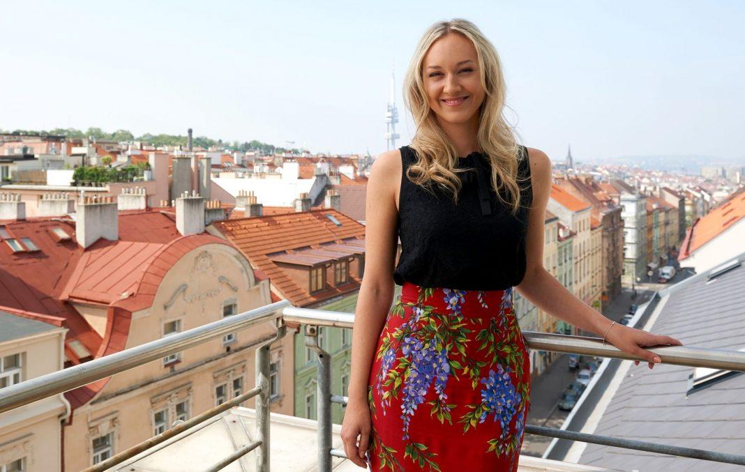 Lenka Molnárová, Raiffeisen stavební spořitelna