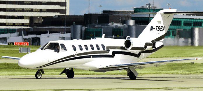 soukromá letadla