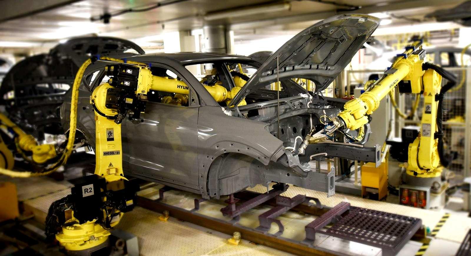 Automobilový průmysl B