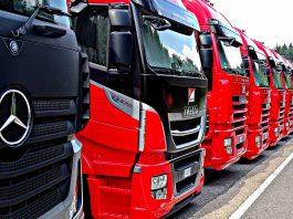 české firmy, nákladní auta