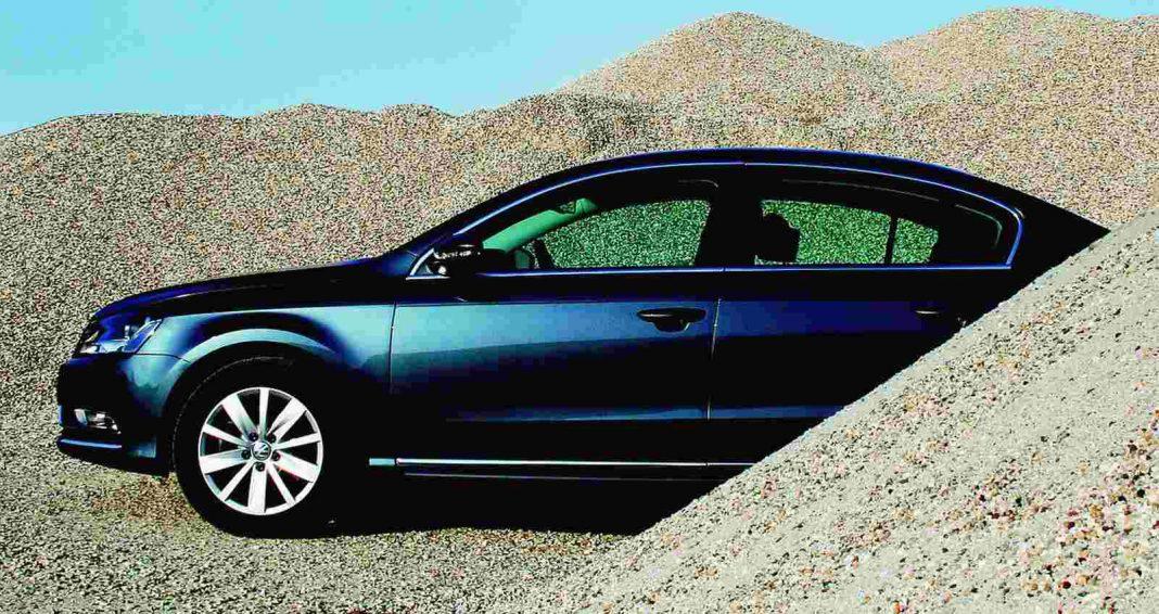 žaloby na koncern VW