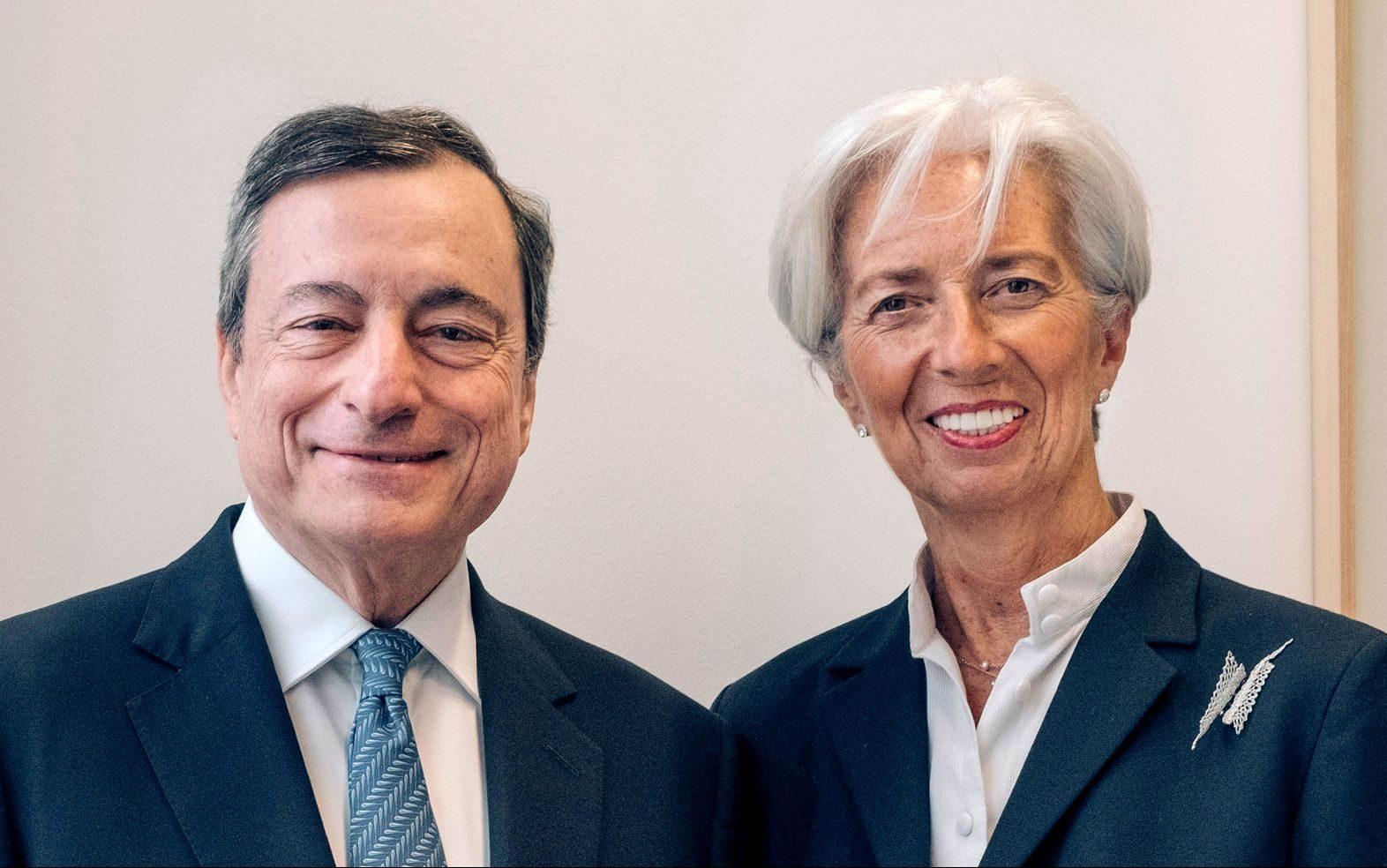 centrální banky D