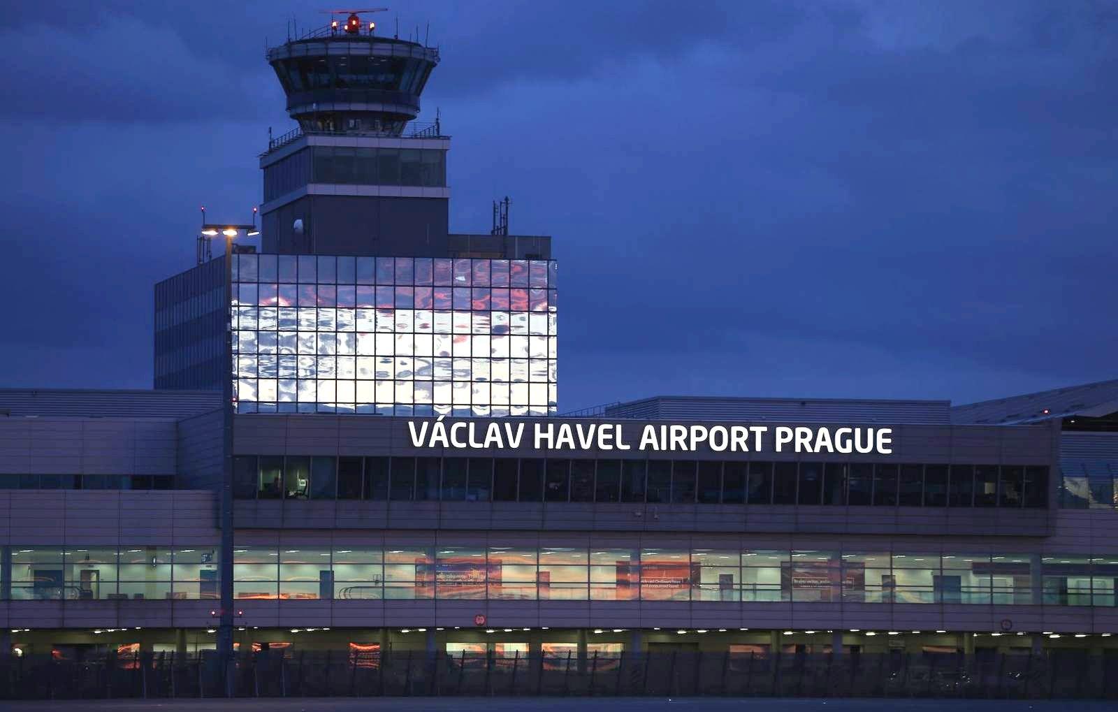 Letiště Václava Havla Praha d