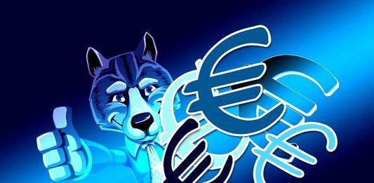 platby v eurech