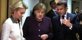 Zástupci unijních zemí