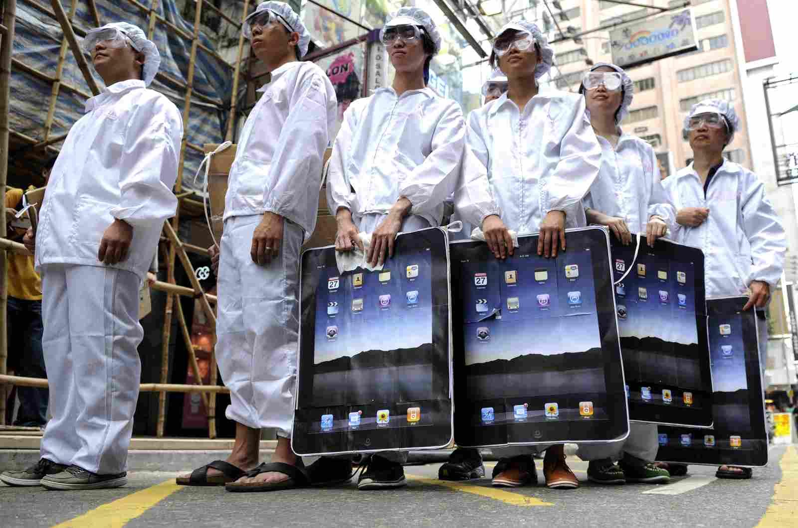výrobci v Číně