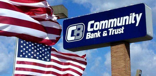 Komunitní banky v USA