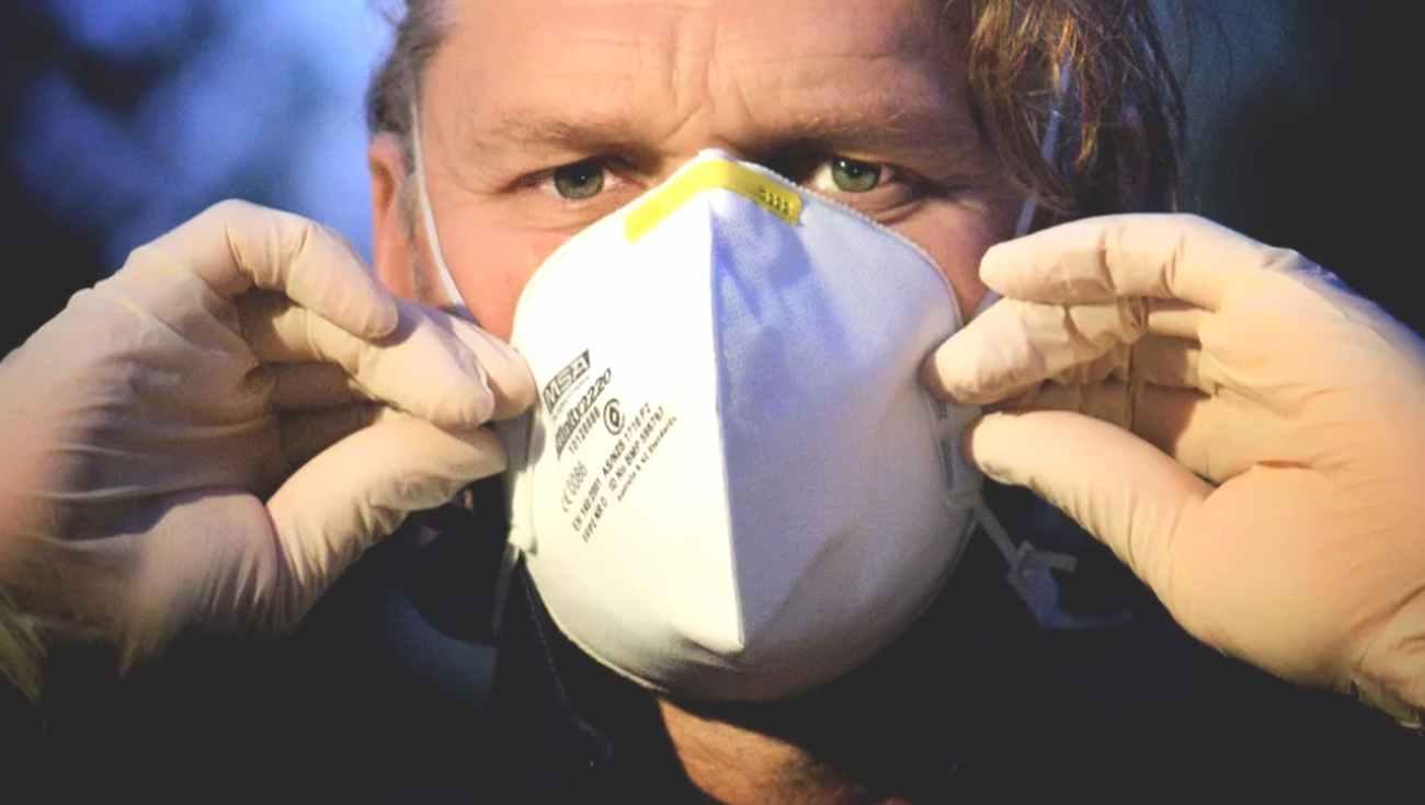 respirátory pro prodavače